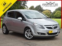 USED 2010 60 VAUXHALL CORSA SXI AC FAMILY OWNED FROM NEW WITH FULL SERVICE HISTORY