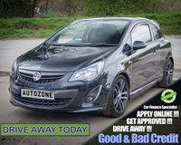 USED 2013 62 VAUXHALL CORSA 1.4 BLACK EDITION 3d 118 BHP
