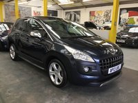 USED 2013 13 PEUGEOT 3008 2.0 HDI ALLURE 5d AUTO 163 BHP