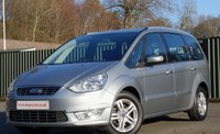 2013 FORD GALAXY 2.0 ZETEC TDCI 5d AUTO [7 Seats] £10295.00