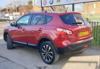 USED 2013 62 NISSAN QASHQAI 1.6 N-TEC PLUS 5d AUTO 117 BHP AUTOMATIC SUNROOF! 0% Deposit Plans Available even if you Have Poor/Bad Credit or Low Credit Score, APPLY NOW!