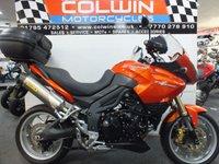 2010 TRIUMPH TIGER 1050 1050cc  £4995.00