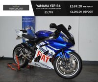 USED 2010 10 YAMAHA YZF-R6 Yamaha YZF-R6 600cc LTD EDITION ROSSI REP  finance and nation wide delivery