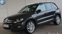 2016 VOLKSWAGEN TIGUAN 2.0TDi MATCH EDITION 5 DOOR 6-SPEED 150 BHP £13990.00