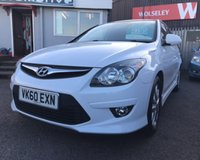 USED 2010 60 HYUNDAI I30 1.4 EDITION 5d 108 BHP **Ideal Family Hatchback Low Mileage Service History 12 Months Mot**