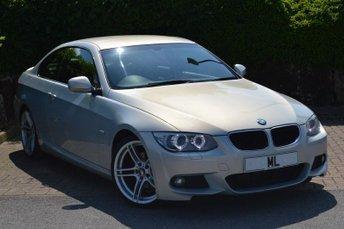 2010 BMW 3 SERIES 320d M Sport £7495.00