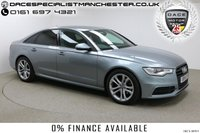 "USED 2014 14 AUDI A6 3.0 TDI S LINE BLACK EDITION 4d AUTO  Finished in stunning Tornado Grey with Black Full Leather, 19"" Alloy Wheels and Full Audi Service History. Sat Nav, Privacy Glass, Parking Sensors, Bluetooth, DAB Radio, Stop/Start, Multi Function Wheel, Cruise, Climate, Air Con"