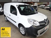 "USED 2015 15 RENAULT KANGOO 1.5 ML19 SPORT DCI 90 BHP VAN ""YOU'RE IN SAFE HANDS"" - AA DEALER PROMISE"