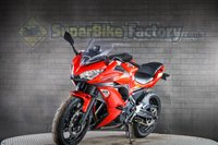 USED 2017 17 KAWASAKI NINJA 650 - NATIONWIDE DELIVERY, USED MOTORBIKE. GOOD & BAD CREDIT ACCEPTED, OVER 600+ BIKES IN STOCK