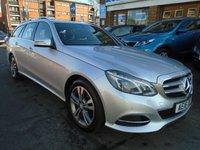 2016 MERCEDES-BENZ E CLASS 2.1 E220 BLUETEC SE 5d AUTO 174 BHP £14694.00