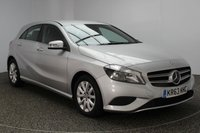 USED 2014 14 MERCEDES-BENZ A CLASS 1.8 A180 CDI BLUEEFFICIENCY SE 5DR AUTO 109 BHP FULL SERVICE HISTORY £20 ROAD TAX FULL MERCEDES SERVICE HISTORY + £20 12 MONTHS ROAD TAX + HALF LEATHER SEATS + BLUETOOTH + CRUISE CONTROL + AIR CONDITIONING + MULTI FUNCTION WHEEL + RADIO/CD/USB + 16 INCH ALLOY WHEELS