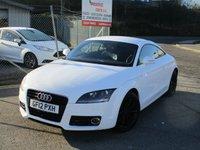 USED 2012 12 AUDI TT 1.8 TFSI SPORT 2d 160 BHP
