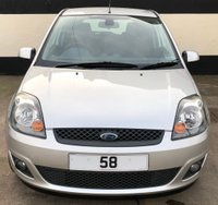 USED 2008 58 FORD FIESTA 1.25 ZETEC BLUE 3DR 75 BHP, LOW MILEAGE NOW SOLD - SIMILAR VEHICLES WANTED