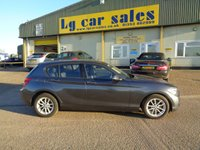 2014 BMW 1 SERIES 2.0 118D SE 5d 141 BHP £9795.00