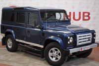 USED 2007 57 LAND ROVER DEFENDER 2.4 110 XS STATION WAGON 5d 122 BHP