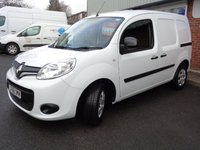 USED 2018 68 RENAULT KANGOO 1.5 ML19 BUSINESS PLUS ENERGY DCI 1d 75 BHP