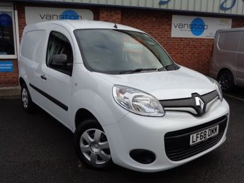 2018 RENAULT KANGOO 1.5 ML19 BUSINESS PLUS ENERGY DCI 1d 75 BHP £11500.00