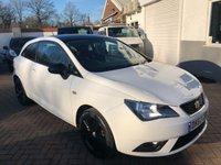 2013 SEAT IBIZA 1.4 TOCA 3d 85 BHP £5695.00