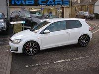 2013 VOLKSWAGEN GOLF 2.0 GTI 3d 218 BHP £13495.00