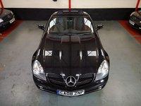 2008 MERCEDES-BENZ SLK 1.8 SLK200 KOMPRESSOR 2d AUTO £8000.00