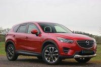 2016 MAZDA CX-5 2.0 SPORT NAV 5d 163 BHP £17950.00