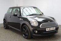 USED 2013 63 MINI HATCH COOPER 1.6 COOPER BAKER STREET 3DR 120 BHP FULL MINI SERVICE HISTORY FULL MINI SERVICE HISTORY + HALF LEATHER SEATS + BLUETOOTH + CLIMATE CONTROL + DAB RADIO + ELECTRIC WINDOWS + ELECTRIC/HEATED MIRRORS + 16 INCH ALLOY WHEELS
