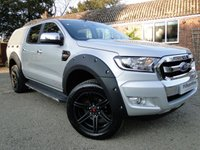 2016 FORD RANGER 2.2 TDCI XLT PVSsportline Edition Double Cab 4X4 4dr £16595.00