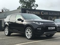 2014 LAND ROVER DISCOVERY SPORT 2.2 SD4 HSE 5d AUTO 190 BHP £22990.00