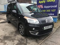 USED 2009 59 CITROEN C3 PICASSO 1.6 PICASSO EXCLUSIVE HDI 1d 110 BHP, 79000 miles ***APPROVED DEALER FOR CAR FINANCE247 AND ZUTO  ***