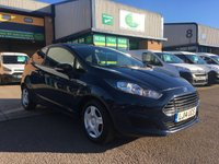 USED 2014 14 FORD FIESTA 1.6 ECONETIC TDCI 1d 94 BHP FSH, E/W, REAR P/SENSORS, 6 MONTHS WARRANTY & FINANCE ARRANGED. 6 months Premium Autoguard warranty, FSH, 87,000 Miles, 1 owner, Electric Windows, Power Steering, Remote Central Locking, Side Load Door, ABS, Height Adjustable Seat, Adjustable Steering Column, Air Bag, CD Player, Radio, load liner, bulk head & finance arranged