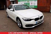 USED 2016 66 BMW 3 SERIES 1.5 318I SPORT 4d 135 BHP +ONE OWNER +SAT NAV +LOW MILES