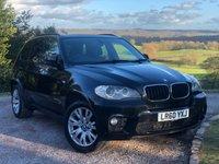 2010 BMW X5 3.0 XDRIVE30D M SPORT 5d AUTO 241 BHP £11485.00