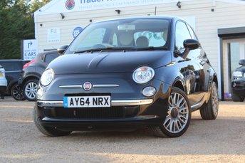 2014 FIAT 500 1.2 CULT 3d 69 BHP £6250.00