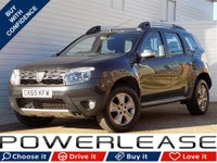 USED 2016 65 DACIA DUSTER 1.5 LAUREATE DCI 5d 109 BHP FULL SERVICE HISTORY