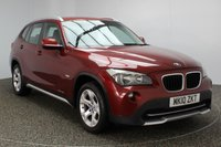 USED 2010 10 BMW X1 2.0 XDRIVE18D SE 5DR 141 BHP FULL SERVICE HISTORY 1 OWNER FULL BMW SERVICE HISTORY + LEATHER SEATS + PARKING SENSOR + CLIMATE CONTROL + MULTI FUNCTION WHEEL + RADIO/CD/AUX/USB + ELECTRIC WINDOWS + ELECTRIC MIRRORS + 17 INCH ALLOY WHEELS