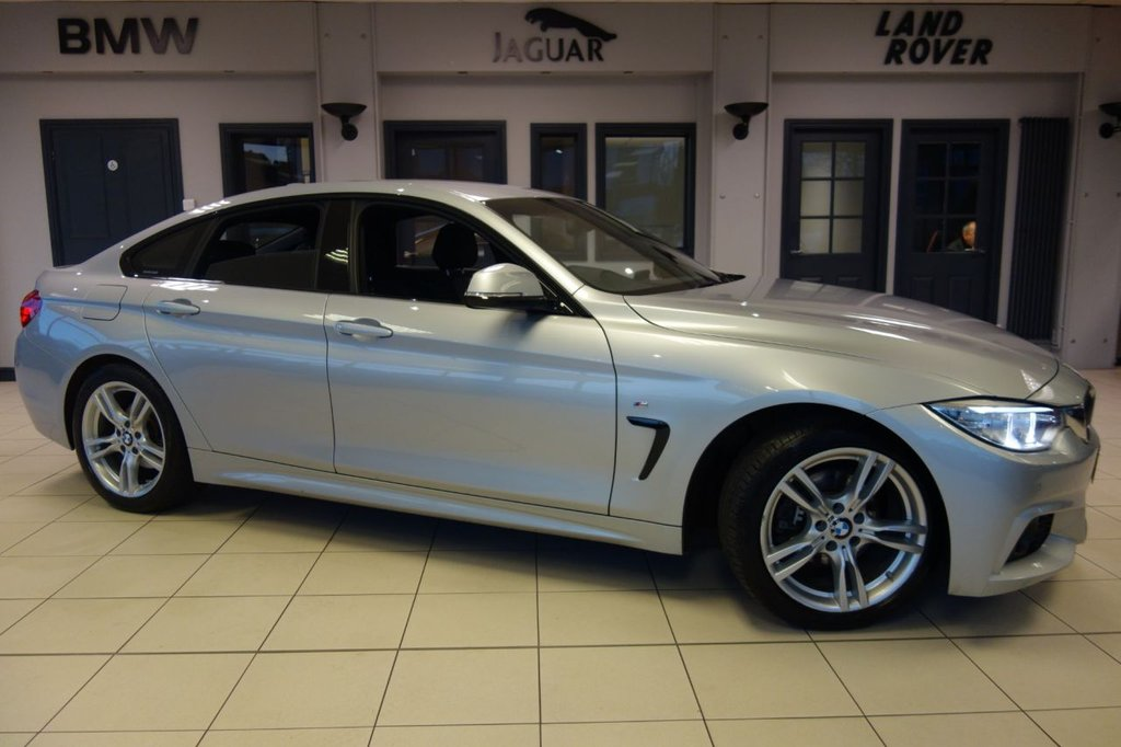 View our BMW 4 SERIES GRAN COUPE