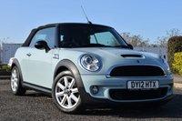 2012 MINI CONVERTIBLE 2.0 COOPER SD 2d 141 BHP £7690.00