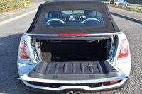 USED 2012 12 MINI CONVERTIBLE 2.0 COOPER SD 2d 141 BHP