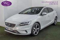 2017 VOLVO V40 2.0 D4 R-DESIGN 5d 188 BHP £15995.00
