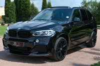 USED 2014 64 BMW X5 3.0 40d M Sport Steptronic xDrive (s/s) 5dr PAN ROOF+CAMERA+SOFT CLOSE+NAV