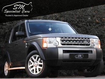 2008 LAND ROVER DISCOVERY 2.7 3 TDV6 GS 5d AUTO 188 BHP £8990.00