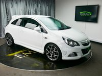 USED 2013 63 VAUXHALL CORSA 1.6 VXR 3d 189 BHP £0 DEPOSIT FINANCE AVAILABLE, AIR CONDITIONING, AUX INPUT, CLIMATE CONTROL, CRUISE CONTROL, DAB RADIO, DAYTIME RUNNING LIGHTS, RECARO BUCKET SEATS, STEERING WHEEL CONTROLS, TINTED WINDOWS, TRIP COMPUTER, TURBO GAUGE