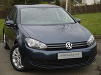 USED 2011 61 VOLKSWAGEN GOLF 1.6 MATCH TDI 5d 103 BHP RELIABLE, WELL EQUIPPED FAMILY HATCH