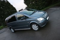2013 MERCEDES-BENZ VITO 2.1 116 CDI SPORT DUALINER 163 BHP 5 SEAT COMBI  £12000.00