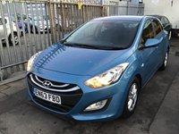 2014 HYUNDAI I30 1.6 ACTIVE BLUE DRIVE CRDI 5d 109 BHP £6395.00