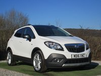 USED 2016 16 VAUXHALL MOKKA 1.4 LIMITED EDITION S/S 5d 138 BHP
