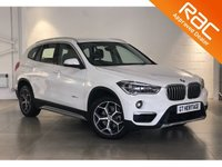 USED 2017 67 BMW X1 SDRIVE18D XLINE [HEADS UP][PRO NAV]