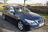 2008 BMW 5 SERIES 3.0 525D SE TOURING 5d 195 BHP £5500.00