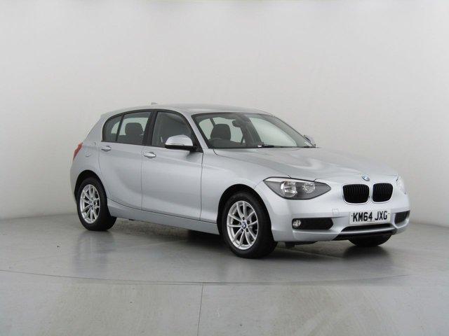 View our 2014 64 BMW 1 SERIES 2.0 118D SE 5d 141 BHP
