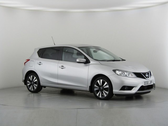 View our 2016 65 NISSAN PULSAR 1.5 N-TEC DCI 5d 110 BHP